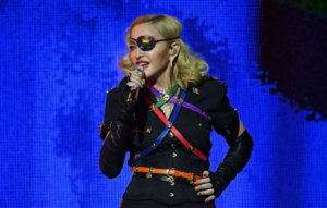 """Madonna hits back at pro-gun activist on Instagram: """"You know nothing about me"""""""