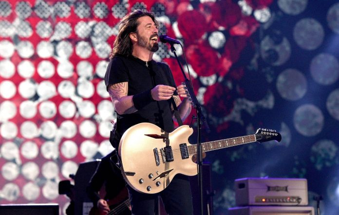 """Dave Grohl on Foo Fighters' Rock & Roll Hall of Fame nod: """"I don't think any of us ever imagined this would happen"""""""