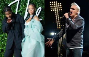 A$AP Rocky says Rihanna and Morrissey have worked on his upcoming new album