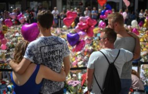 Ariana Grande, Tim Burgess and more pay tribute on fourth anniversary of Manchester Arena bombing