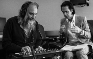 Nick Cave & Warren Ellis announce live 'Carnage' Q&A to mark the album's physical release