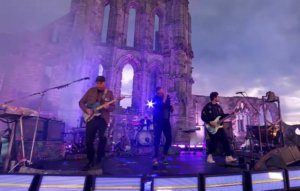 Watch Coldplay's dazzling 'Higher Power' performance for Radio 1's Big Weekend