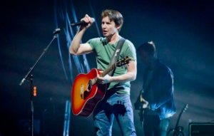 """James Blunt says coronavirus pandemic has been a """"blessing in disguise"""" for his career"""