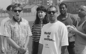 New Order release new 'World In Motion' merch in time for Euro 2020