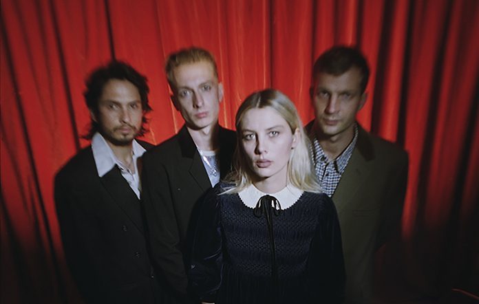 Wolf Alice score first UK Number One album with biggest opening week for a British group in 2021