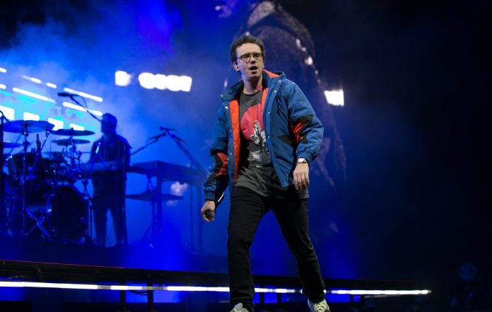 """Logic ends his retirement from music: """"I'm back"""""""
