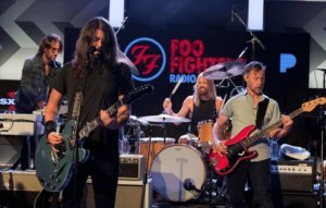 Foo Fighters mourn death of longtime stage manager Andy Pollard