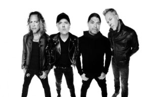 Metallica announce special reissue of 'The Black Album' and star-studded covers album