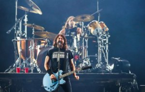 Foo Fighters announce huge Los Angeles show next month