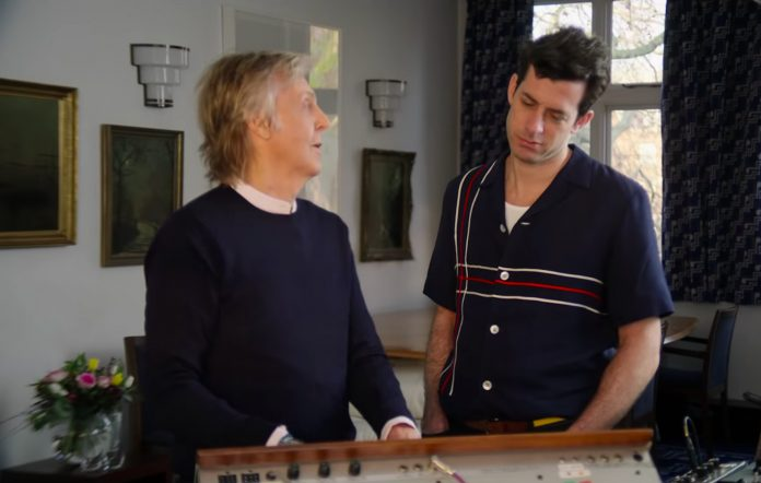 Here's the star-studded trailer for Mark Ronson's 'Watch the Sound' docuseries