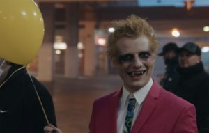 Watch Ed Sheeran's vampire transformation in the behind-the-scenes video for 'Bad Habits'