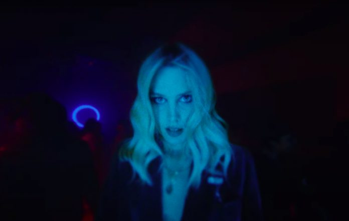 Watch Wolf Alice's atmospheric new video for 'Feeling Myself'