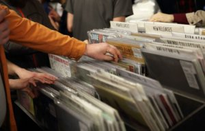A pop-up record store with free vinyl is coming to London