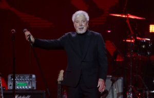 Tom Jones announces 'Surrounded By Time' UK tour