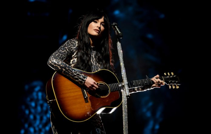 Kacey Musgraves previews two new songs in new podcast appearance