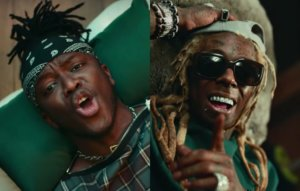 KSI and Lil Wayne go to therapy in video for new song 'Lose'