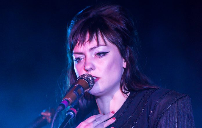 Hear Angel Olsen put her spin on Billy Idol's 'Eyes Without a Face'