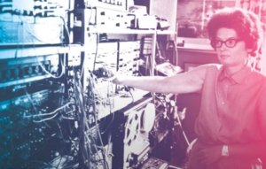 Electronic music pioneer Janet Beat has released her first album at 83