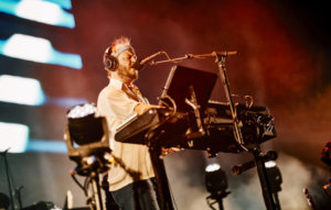 Bon Iver protest Minnesota pipeline at their first show since March 2020