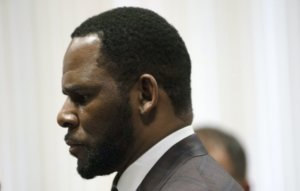 R Kelly trial continues with tearful testimony from accuser