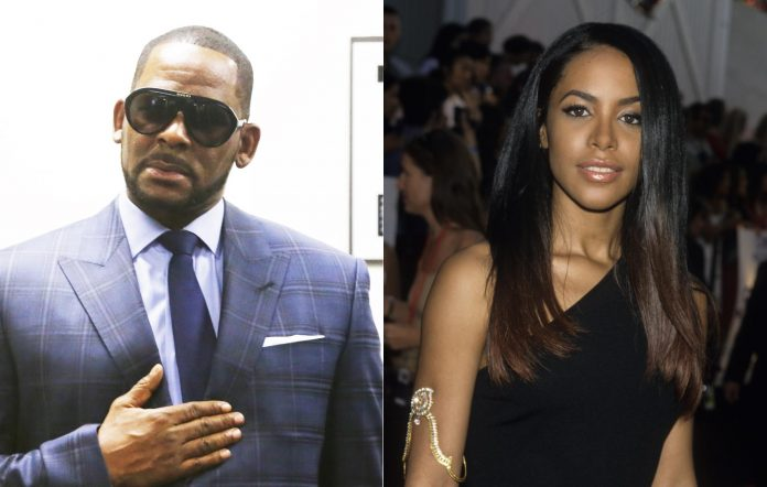 Ex-manager claims he obtained fake ID in bribe for R Kelly to marry Aaliyah