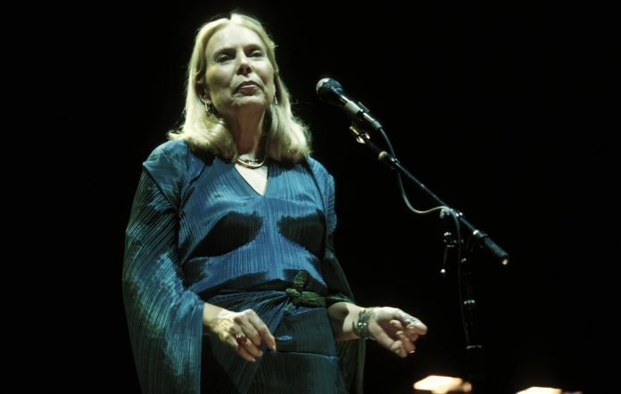 Joni Mitchell announced as MusiCares' 2022 'Person Of The Year'