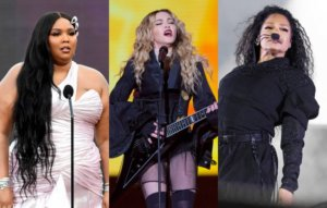 Lizzo labels Janet Jackson the 'Queen Of Pop' to the anger of Madonna fans