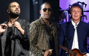 Drake credits R. Kelly and The Beatles on 'Certified Lover Boy'