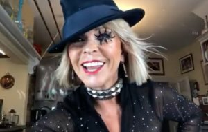 Toyah Willcox shares bubbly cover of The Doors' 'Light My Fire'