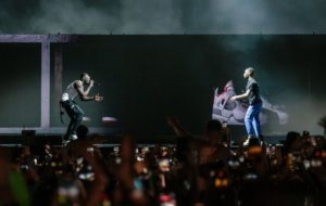 Watch Stormzy join Dave on stage for surprise Parklife performance