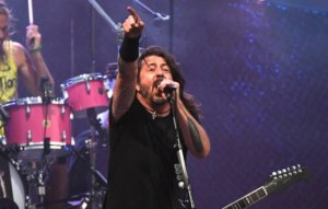 """Dave Grohl on Foo Fighters' commercial appeal: """"I don't know if we've ever felt cool"""""""