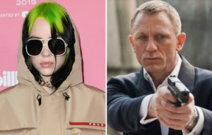 Billie Eilish reveals James Bond Easter egg in 'No Time to Die' song