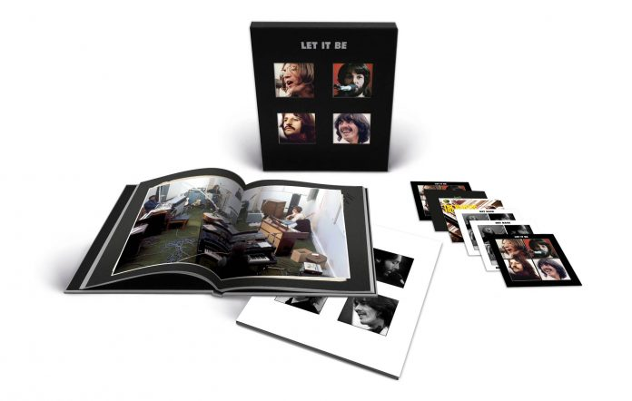 Listen to new cuts of classic tracks from The Beatles' upcoming special edition re-release of 'Let It Be'