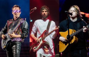 Muse, Kasabian, Lewis Capaldi and more to headline Isle Of Wight festival 2022