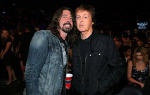 Dave Grohl reveals Paul McCartney gave his daughter her first piano lesson