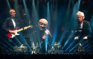 Genesis postpone remaining UK farewell tour dates due to positive COVID test