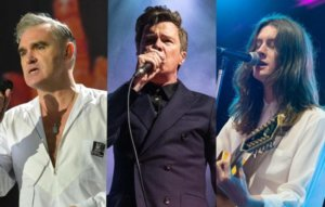 Morrissey thanks Blossoms and Rick Astley for their live The Smiths covers shows