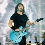 """Dave Grohl says he thinks the """"dial is starting to turn"""" back to guitar music"""