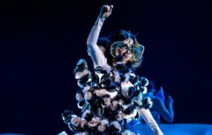 """Björk says new album is for people """"making clubs in their living room"""""""