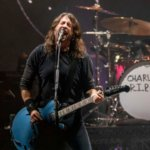 Watch Dave Grohl's daughter Violet join X on stage to sing 'Nausea'
